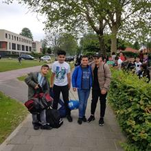 Click to view album: Kamp groep 8